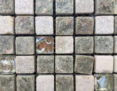 Mosaico luserna crystal