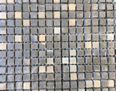 Mosaico micro black