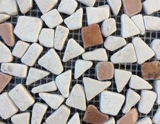 Mosaico mini brown