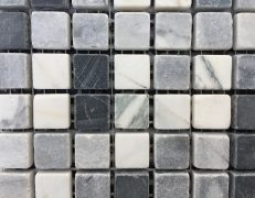 Mosaico miscela grigia