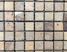 Mosaico miscela ocragialla
