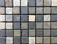 Mosaico multicolor mini
