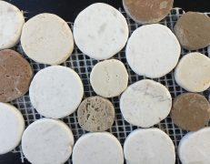 Mosaico round mix