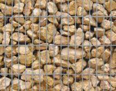 Giallo Mori stone box