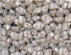 Bianco Zandobbio stone box
